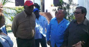 trinidad, valle de los ingenios, salvador valdes mesa, vicepresidente de cuba, bruno rodriguez