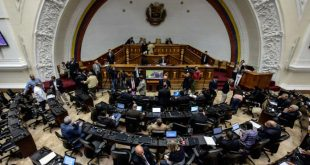 Venezuela, Parlamento, desacato
