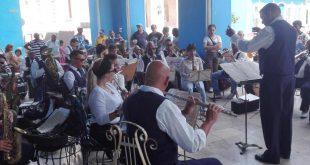 sancti spiritus, cultura, banda provincial de conciertos, musica tradicional espirituana, musica espirituana