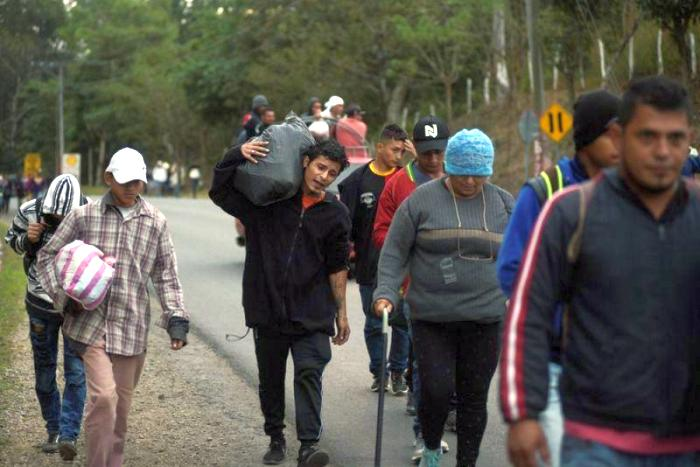 estados unidos, guatemala, honduras, migracion, frontera estados unidos-mexico