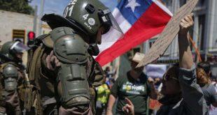 chile, manifestaciones, muertes, sebastian piñera