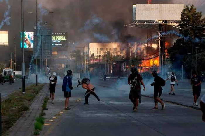 chile, manifestaciones, derechos humanos, muertes