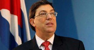 Cuba, Irán, EE.UU., Iraq, Bruno Rodríguez