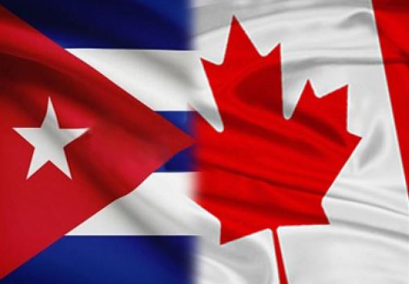 Cuba y Canadá establecieron relaciones diplomáticas en 1945.