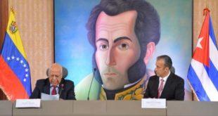 Cuba, Venezuela, colaboración, convenios