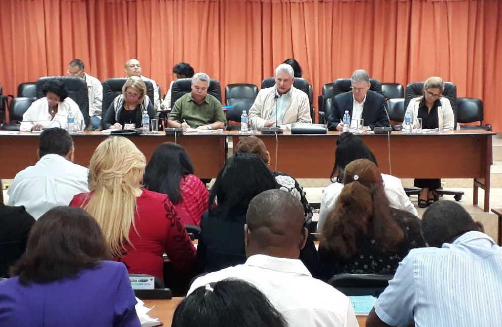 cuba, economia cubana, miguel diaz-canel, presidente de la republica de cuba, presupuesto