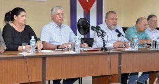 artemisa, universidad, miguel diaz-canel, presidente de la republica de cuba
