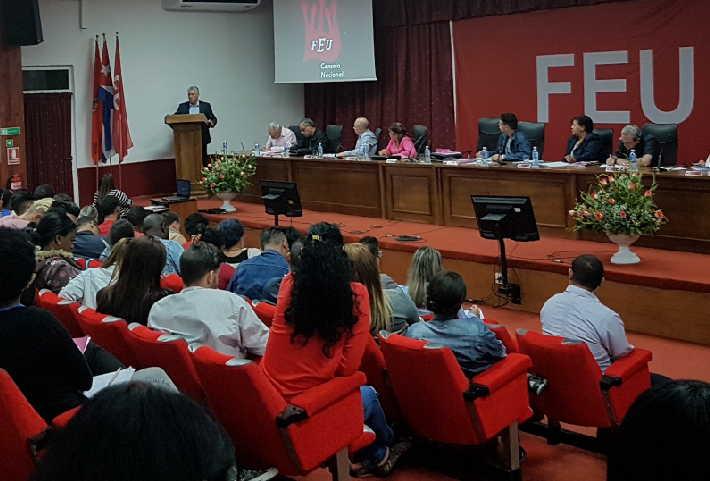 cuba, feu, miguel diaz-canel, presidente de la republica de cuba, federacion estudiantil universitaria