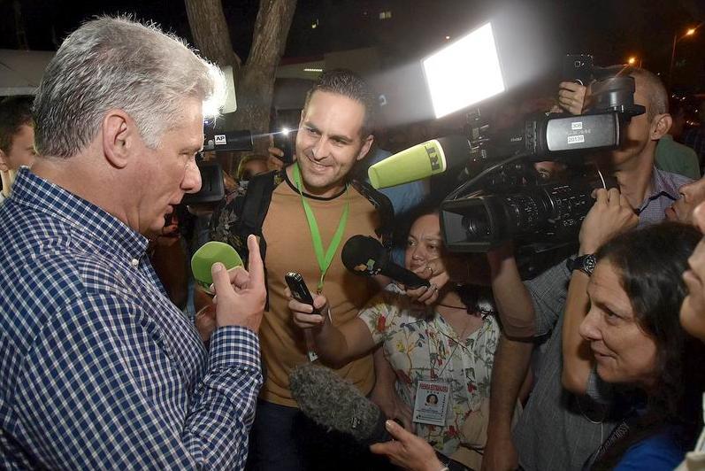 cuba, miguel diaz-canel, presidente de la republica de cuba, relaciones cuba-estados unidos, bloqueo de eeuu a cuba, economia cubana