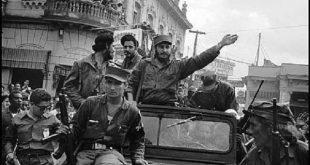 cuba, historia, caravana de la libertad, aniversario 61 del triunfo de la revolucion, revolucion cubana