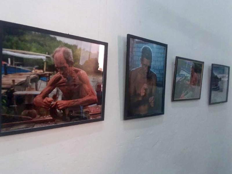 trinidad, mar, pescadores, fotografia, exposicion