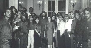 sancti spiritus, historia de cuba, caravana de la libertad, fidel castro, aniversario 61 del triunfo de la revolucion, revolucion cubana