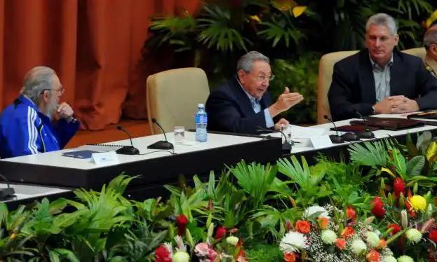 cuba, partido comunista de cuba, congreso del partido comunista de cuba