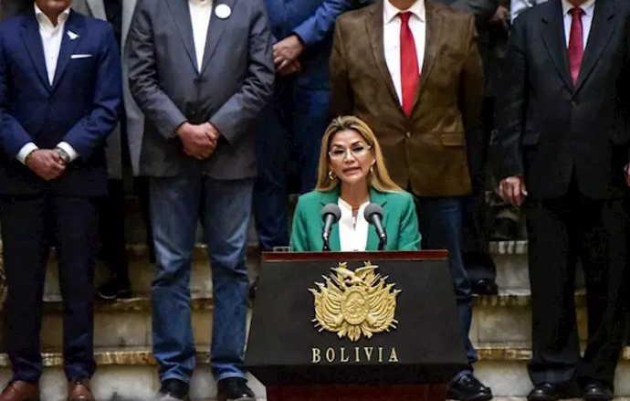 bolivia, golpe de estado, relaciones diplomaticas, cuba, medicos cubanos