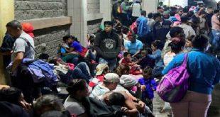 honduras, migrantes, estados unidos, donald trump