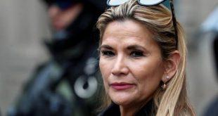 bolivia, presidenta de facto, golpe de estado