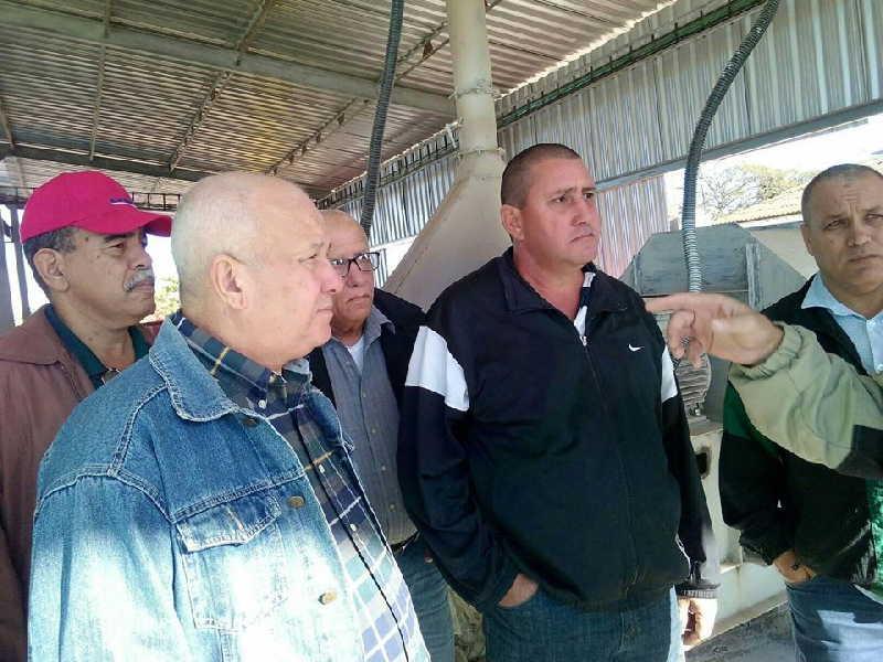 la sierpe, empresa agroindustrial de granos sur del jibaro, eag, jorge luis tapia