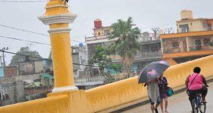 sancti spiritus, centro meteorologico provincial, lluvias, bajas temperaturas, meteorologia