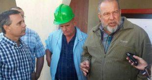 yaguajay, manuel marrero cruz, primer ministro de cuba, construccion de viviendas