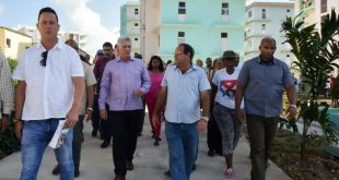 cuba, la habana, tornado, miguel diaz-canel, presidente de la republica de cuba