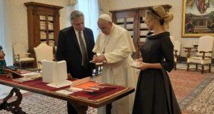 vaticano, argentina, papa francisco, alberto fernandez