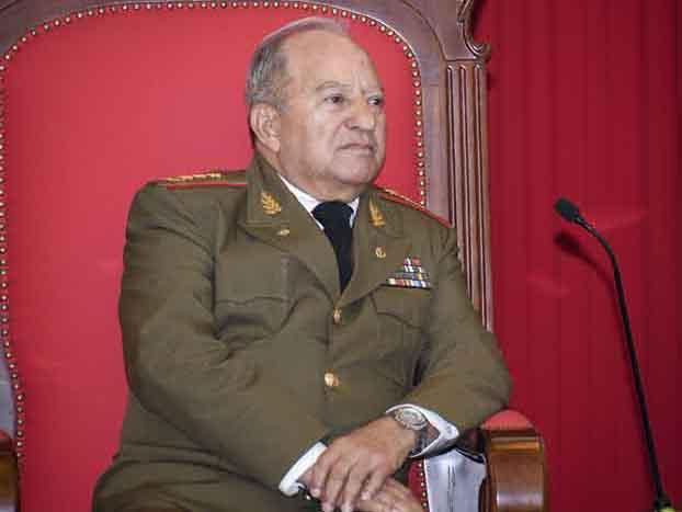 """El Departamento de Estado de EE.UU. dió a conocer la """"sanción"""" contra el ministro de las FAR, Leopoldo Cintra Frías. (Foto: PL)"""