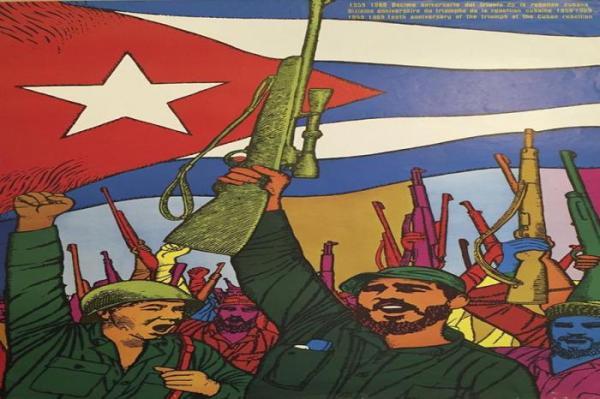 cuba, revolucion cubana, aniversario 61 de la revolucion cubana, miguel diaz-canel, presidente de la republica de cuba
