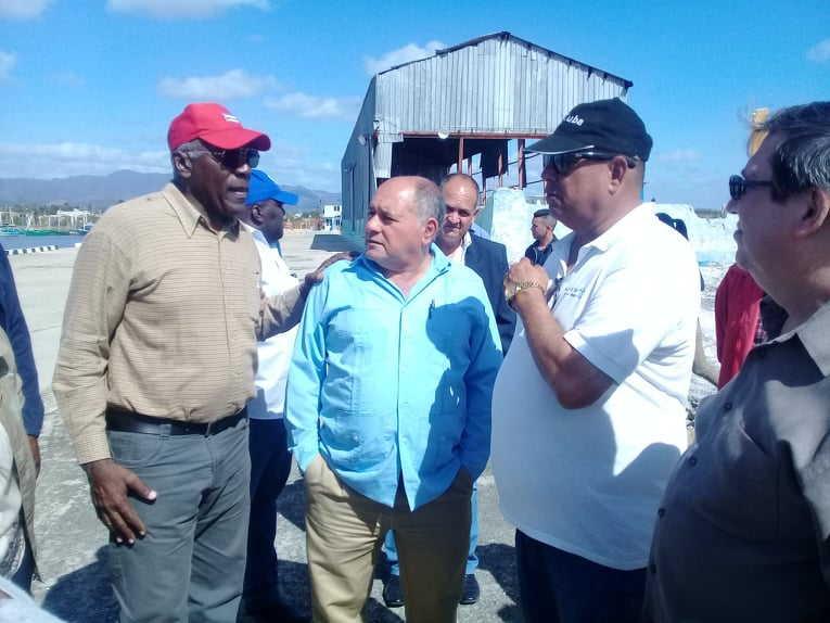 trinidad, casilda, pescasilda, puerto de casilda, salvador valdes mesa, vicepresidente de cuba