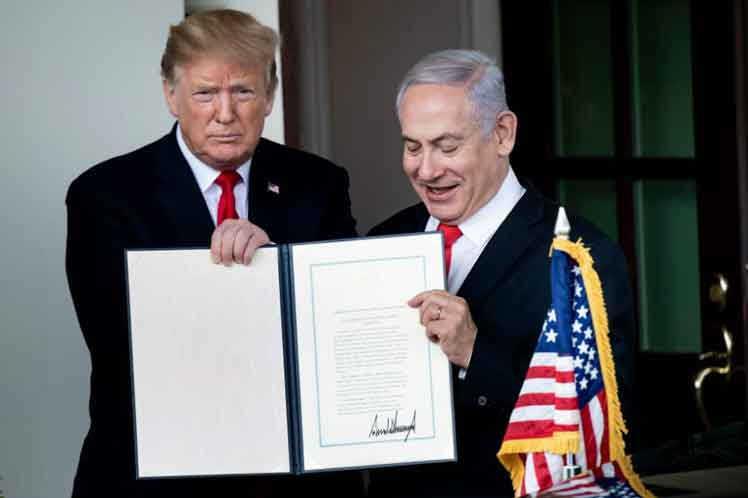 estados unidos, israel, donald trump, palestina