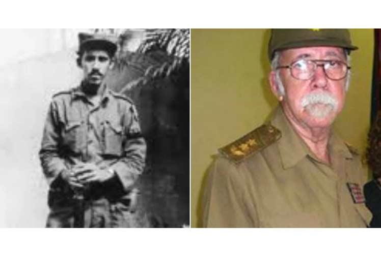 Por sus méritos en la lucha guerrillera, en 1958 fue ascendido al grado de Comandante. (Foto: PL)