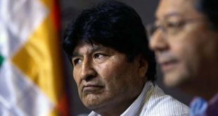 Bolivia, elecciones, Evo Morales