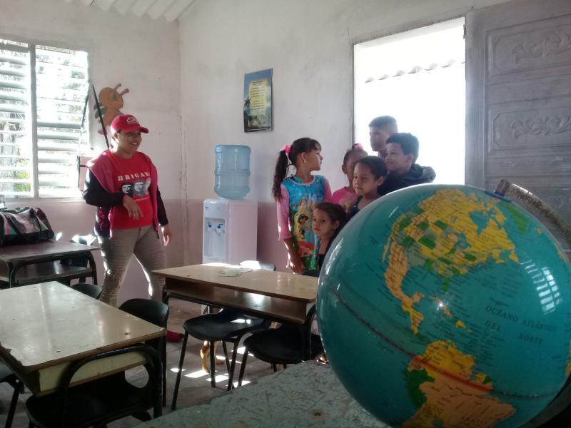 jatibonico, comunidades, poder popular, partido comunista de cuba, reanimacion comunidades, educacion