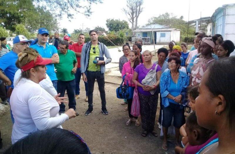 jatibonico, comunidades, poder popular, partido comunista de cuba, reanimacion comunidades