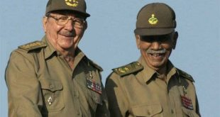 Raúl Castro, Juan Almeida, historia