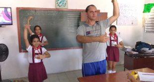 yaguajay, iguara, instructor de arte, enseñanza artistica