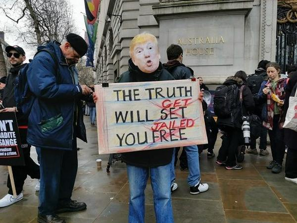 londres, julian assange, wikileaks