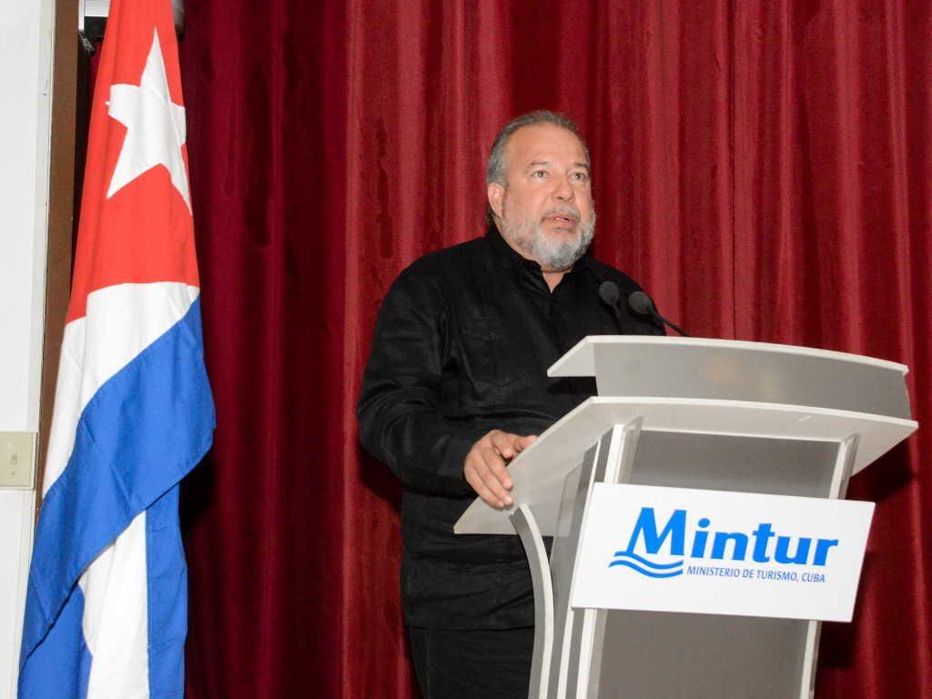 cuba, turismo, miguel diaz-canel, presidente de la republica de cuba, manuel marrero, primer ministro