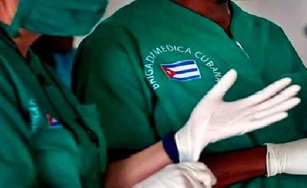 cuba, medicos cubanos, bruno rodriguez, oms