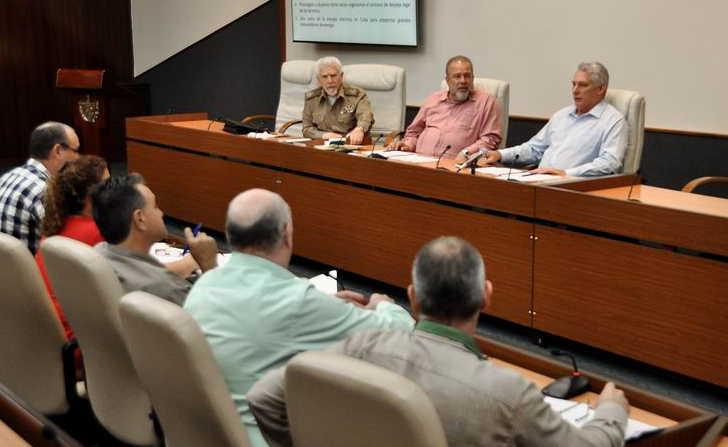 cuba, miguel diaz-canel, presidente de la republica de cuba, primer ministro, manuel marrero, energia electrica, turismo