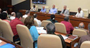 cuba, consejo de ministros, miguel diaz-canel, presidente de la republica de cuba, primer ministro de cuba, manuel marrero, economia cubana