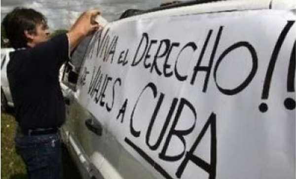 Preparan en EE.UU. caravana de autos para defender viajes a la isla