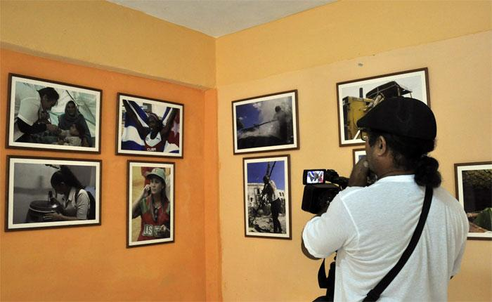 sancti spiritus, federacion de mujeres cubanas, fmc, fotografia, galeria de arte oscar fernandez morera