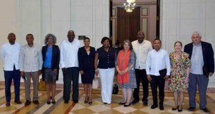 Cuba, Caribe, Parlamento