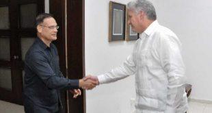cuba, panama, miguel diaz-canel, presidente de la republica de cuba