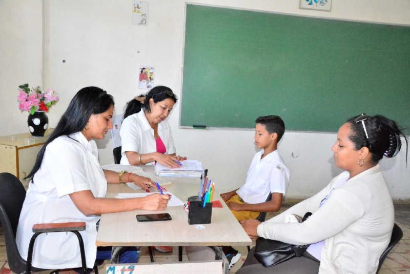 sancti spiritus, educacion especial, enseñanza especial, conducta