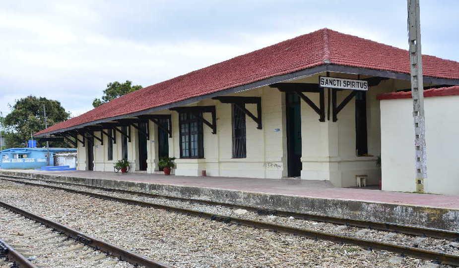 sancti spiritus, ferrocarriles, tren sancti spiritus-la habana