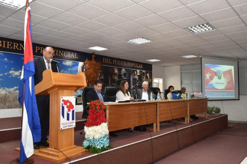 cuba, miguel diaz-canel, presidente de la republica de cuba, gobernador, vicegobernador, poder popular, constitucion de la republica, ley electoral