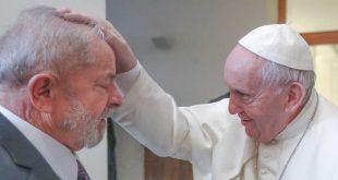vaticano, papa francisco, luiz inacio lula da silva