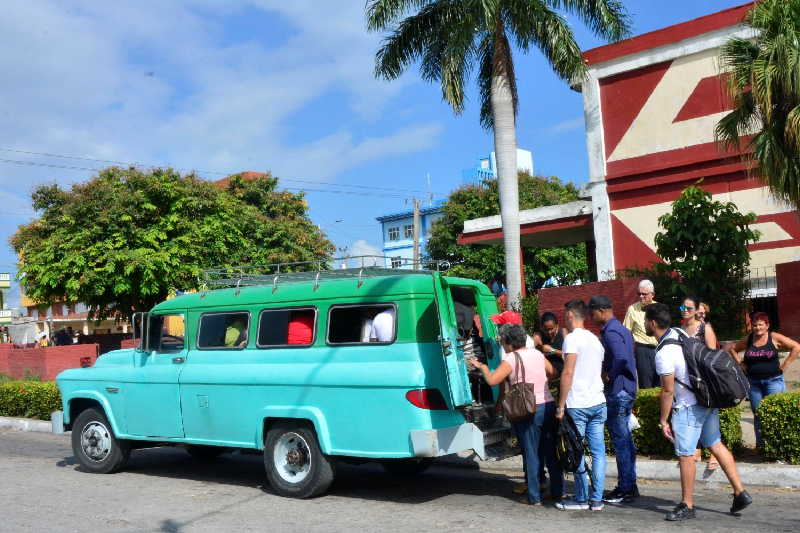 sancti spiritus, precios, transporte, trabajo por cuenta propia, economia cubana