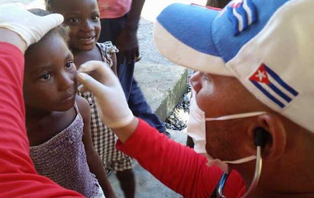 cuba, medicos cubanos, solidaridad, bruno rodriguez, canciller cubano